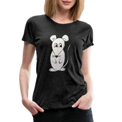 LackyMouse - Frauen Premium T-Shirt