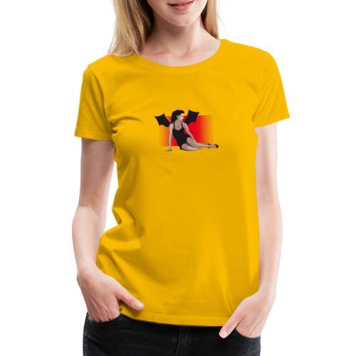 Betty - Vrouwen Premium T-shirt
