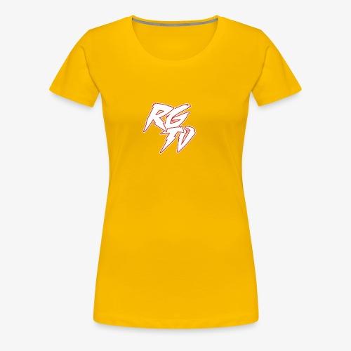 RGTV 1 - Women's Premium T-Shirt