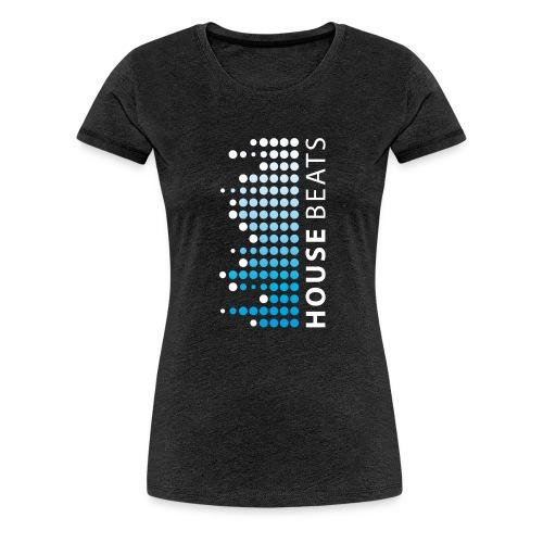 design_dots-png - Frauen Premium T-Shirt