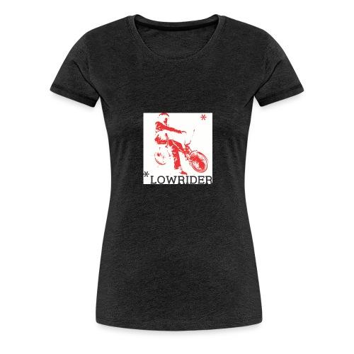 Aste Lowrider - T-shirt Premium Femme