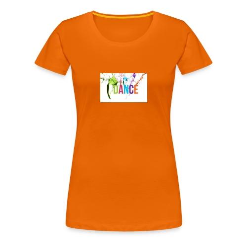 Ballo - Maglietta Premium da donna