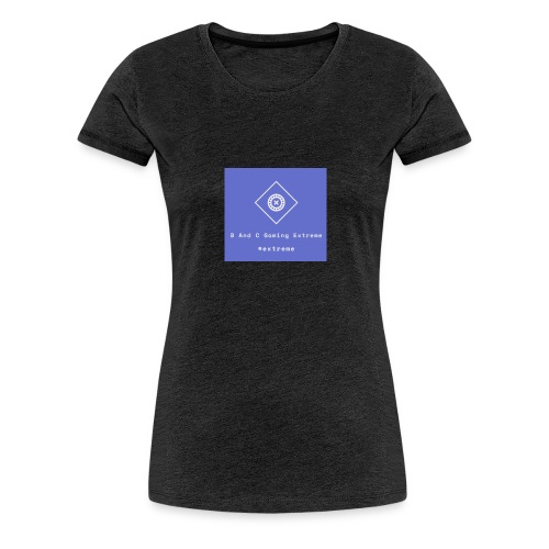 Button - Women's Premium T-Shirt