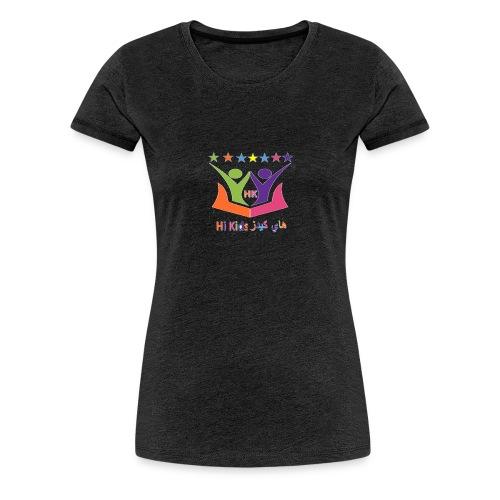 HI KIDS - Women's Premium T-Shirt