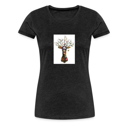 Never - Camiseta premium mujer