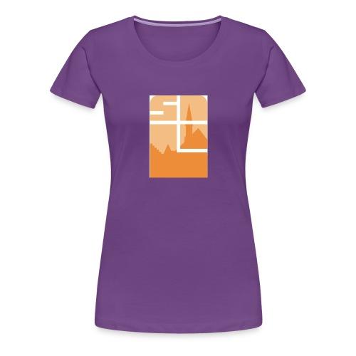 Logo-VZW-Sint-Lodewijk-jpg - Vrouwen Premium T-shirt