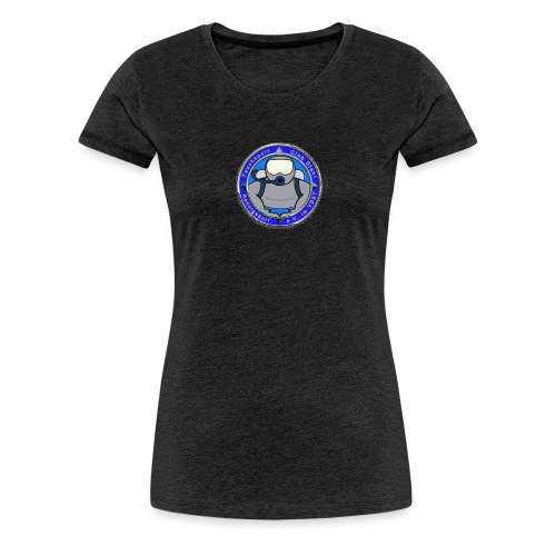 TSC Logo 530px - Frauen Premium T-Shirt