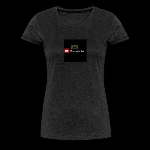Dannespelar - Premium-T-shirt dam