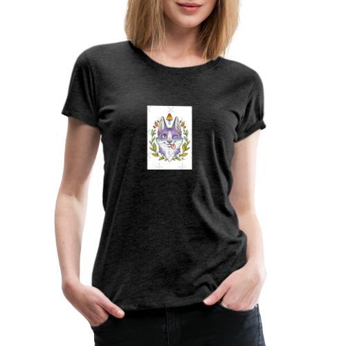 E8E4BD59 F38D - Camiseta premium mujer