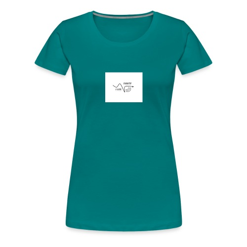 I_LOVE_DUBSTEP - Camiseta premium mujer