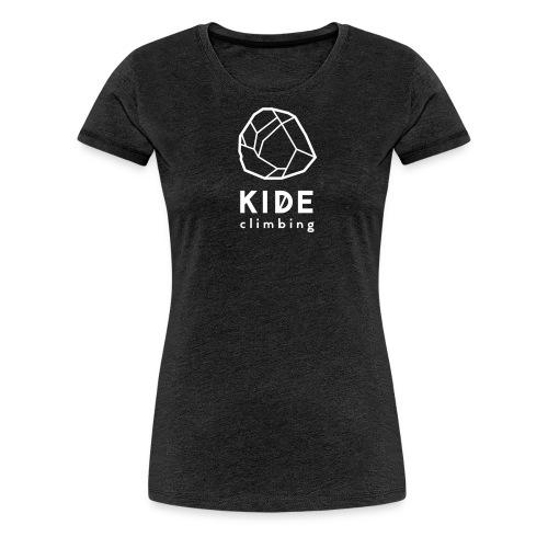kide logo - Naisten premium t-paita
