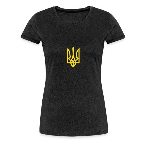 Tryzub - T-shirt Premium Femme