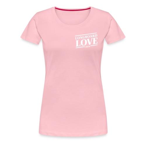 LBL-crew - Frauen Premium T-Shirt