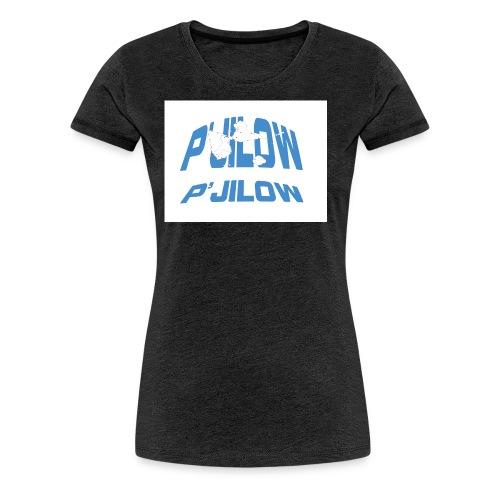 PjilowFONDB00101 jpg - T-shirt Premium Femme