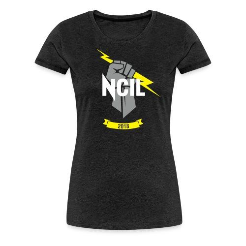 ncil tour 2018 alt - Women's Premium T-Shirt