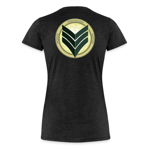 VVV Motorweekend - Vrouwen Premium T-shirt