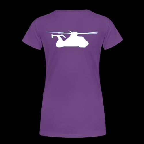 Comanche 2 - Frauen Premium T-Shirt