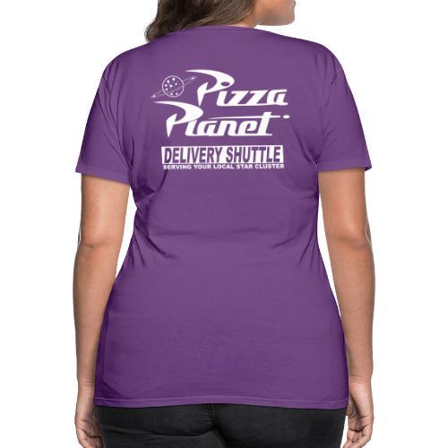 Pizza PLANET - Women's Premium T-Shirt