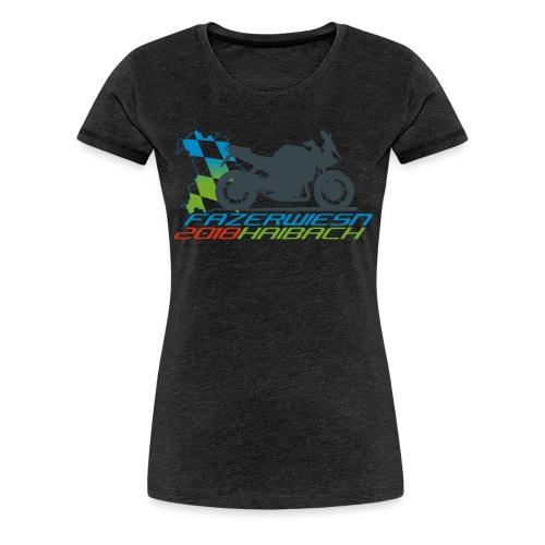 fazerwiesn2018 final - Frauen Premium T-Shirt