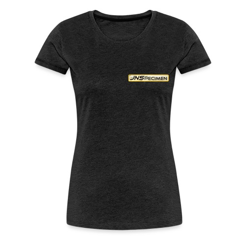 JNSpecimen logo cdv 1 png - T-shirt Premium Femme
