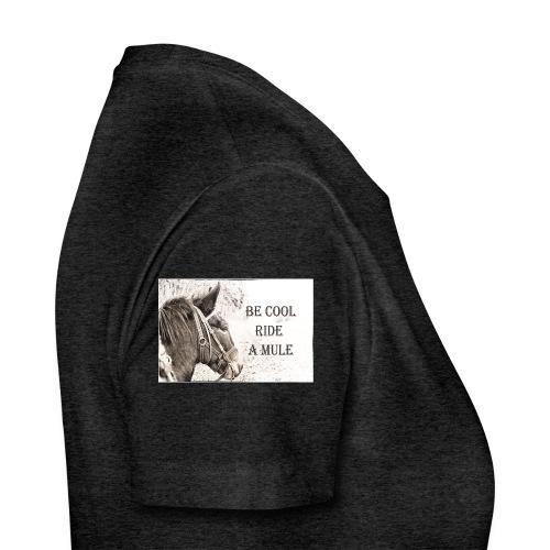 Be Cool Ride A Mule - Frauen Premium T-Shirt
