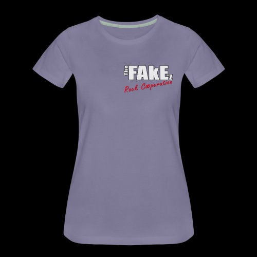 FAKE z Rock Cooperation - Frauen Premium T-Shirt