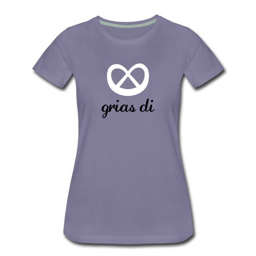 Grias Di - Breze - Frauen Premium T-Shirt