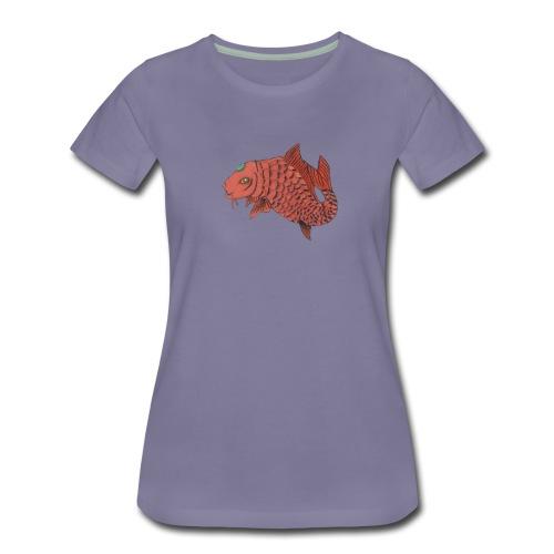 FANTASY karp - Vrouwen Premium T-shirt