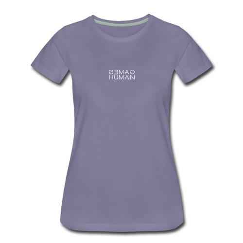 Human Games - Gegen Diskriminierung - Kollektion - Frauen Premium T-Shirt