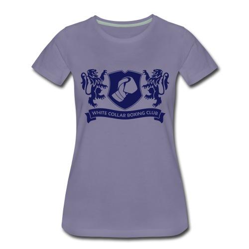 White Collar Boxing Sportsbag - Frauen Premium T-Shirt