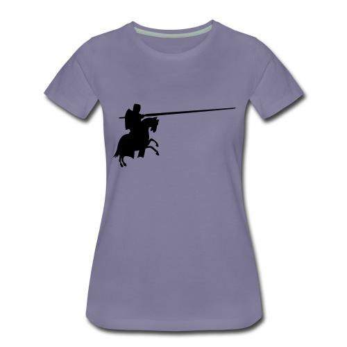 Ritter - Frauen Premium T-Shirt