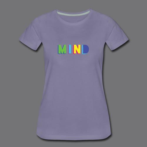 MIND Tee Shirts - Women's Premium T-Shirt