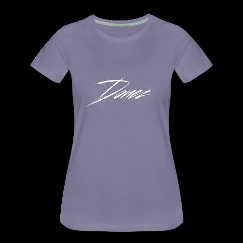 DoNez Logo - Frauen Premium T-Shirt