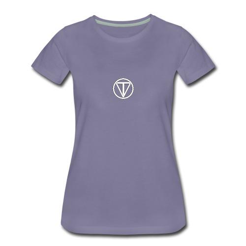 Långärmade T-shirts - Premium-T-shirt dam