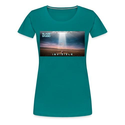 INVISIBLE - Maglietta Premium da donna