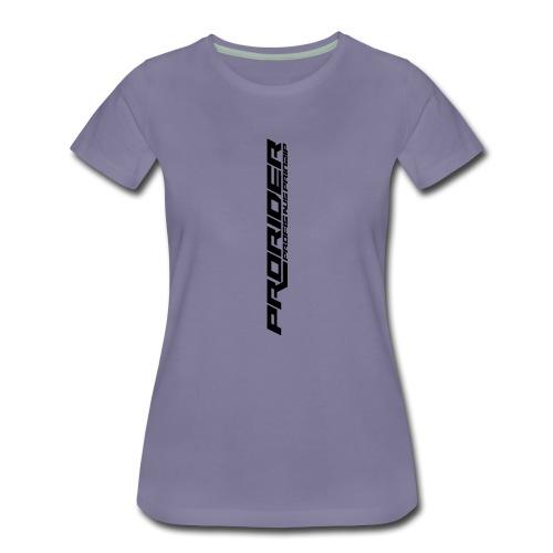 PR_Schriftzug_Final - Frauen Premium T-Shirt
