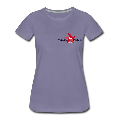 StarfishNew blackhigh - Maglietta Premium da donna