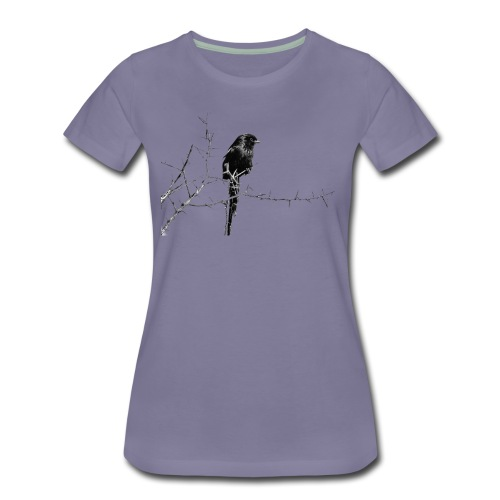 I like birds ll - Frauen Premium T-Shirt