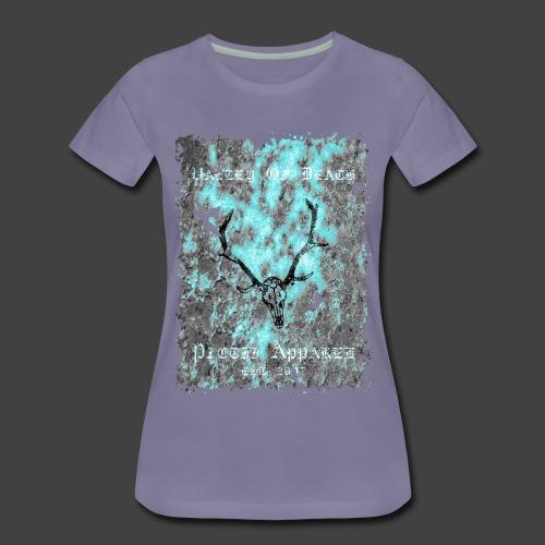 VOD - 3C - Women's Premium T-Shirt