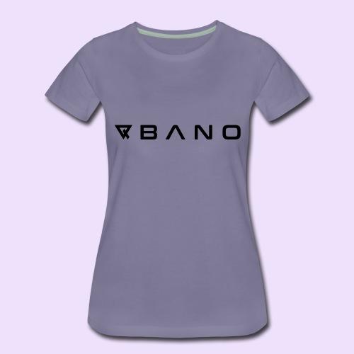 3 - Frauen Premium T-Shirt