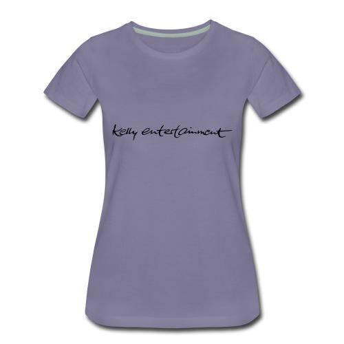 schriftzug xs - Frauen Premium T-Shirt