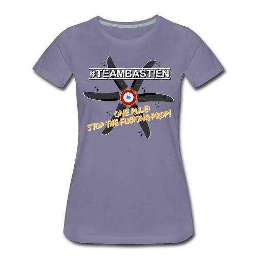 Team Bastien - T-shirt Premium Femme