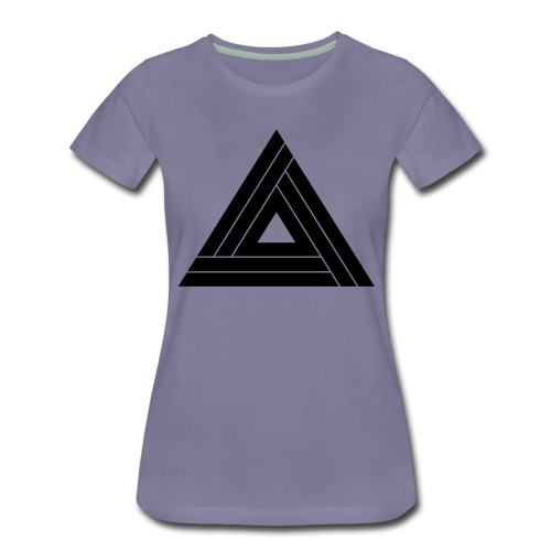 For The Bold Industries ident - Women's Premium T-Shirt