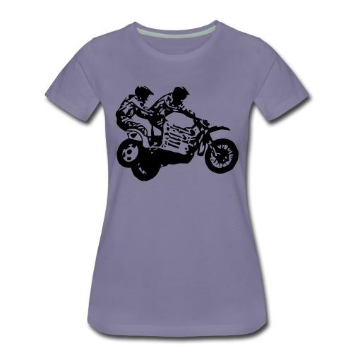 side car 5 - T-shirt Premium Femme