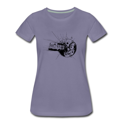 logoartefaktbus - T-shirt Premium Femme