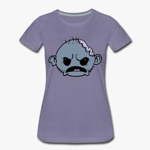 Zombob - Dame premium T-shirt