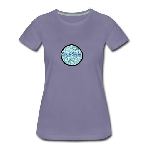 SimpleSophie Merch - Women's Premium T-Shirt