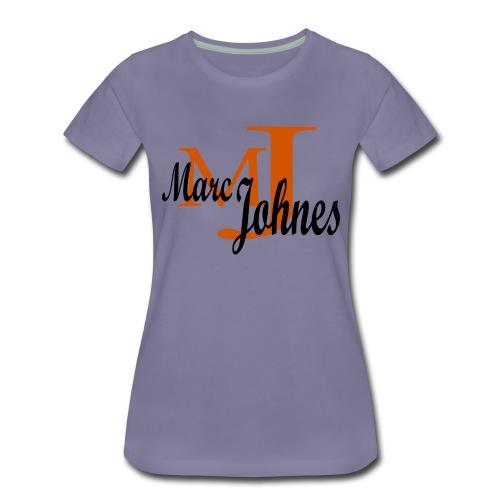 Marc Johnes - Frauen Premium T-Shirt