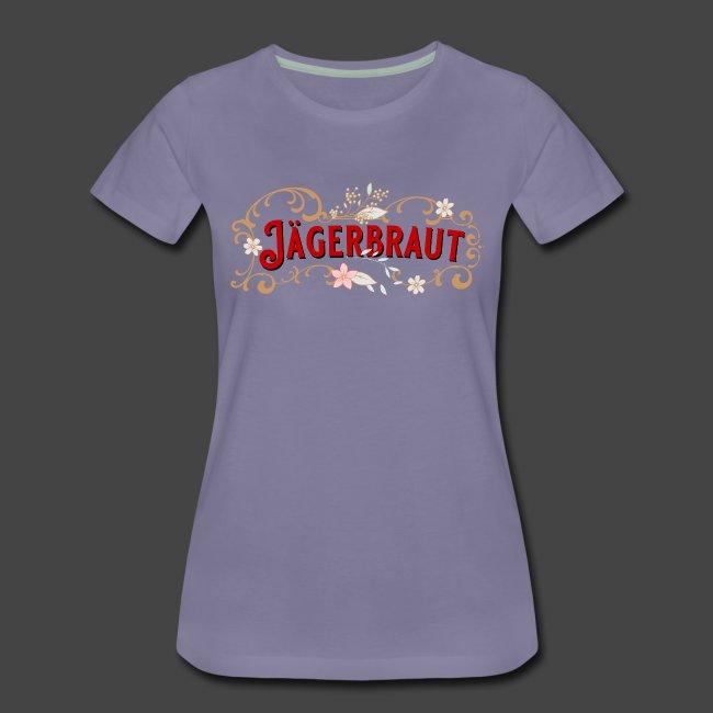 Jägerbraut - original Jägershirt
