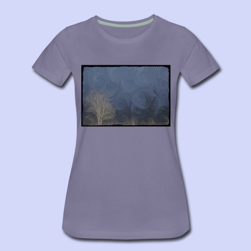 Spring mornings - Female shirt - Dame premium T-shirt